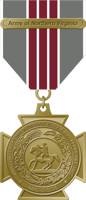 CSA Army Service Medal